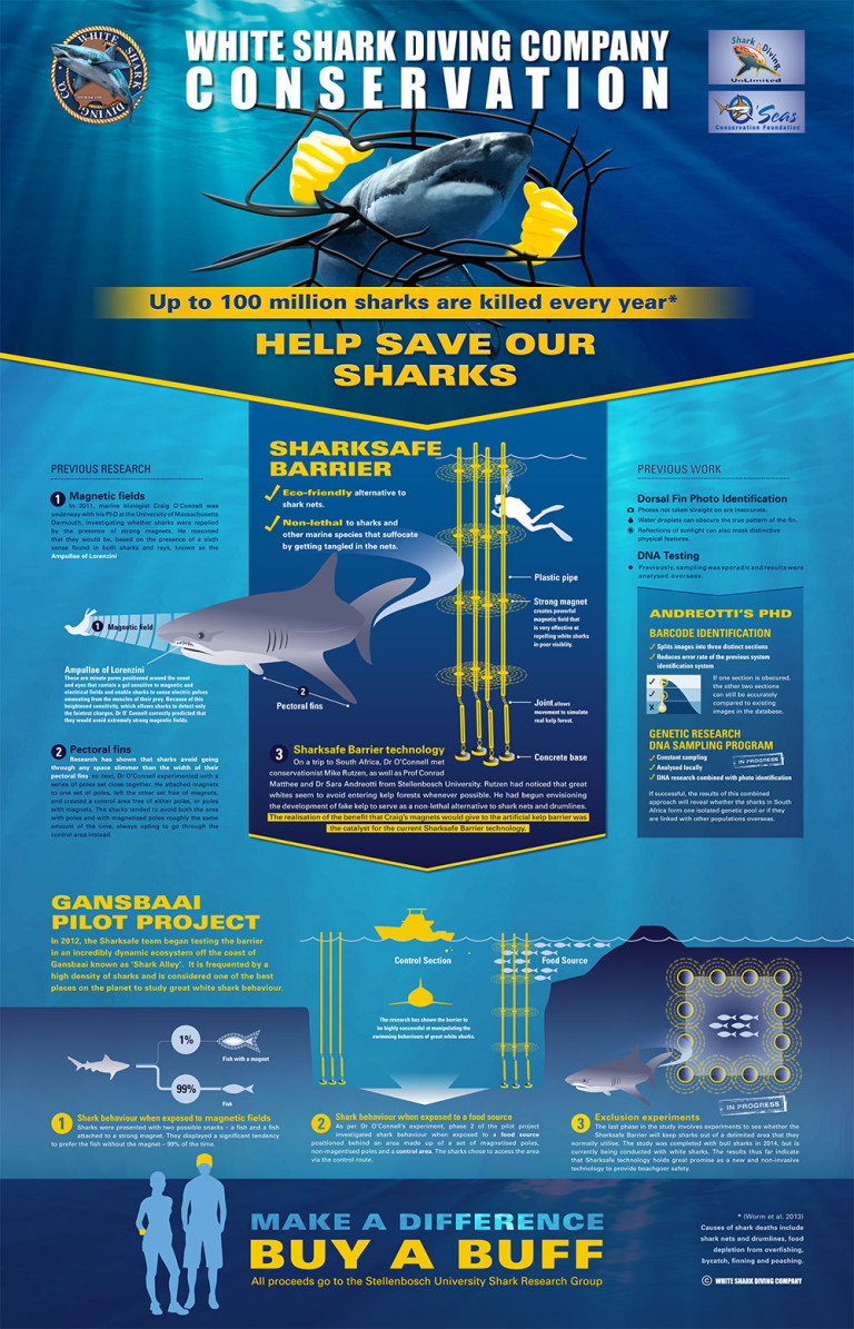 Help save our sharks