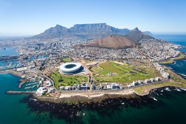 Scenic Helicopter Flights Cape Town