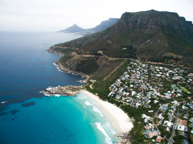 Scenic Helicopter Flights Camps Bay