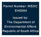 WSDC Permit